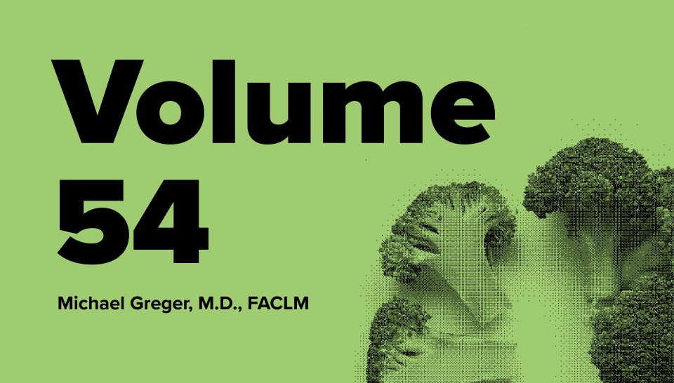 Volume 54 Is Out Now