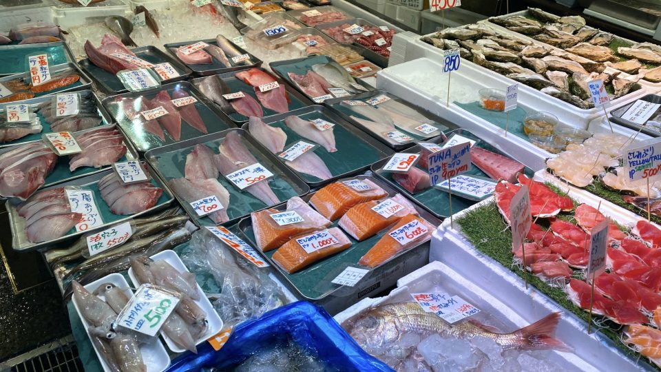 Lead in Seafood and Wild Game